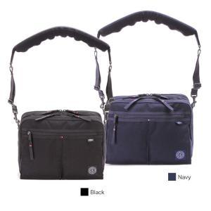 ポータークラシック ニュートン ショルダーバッグ muatsu newtonbag SHOULDER BAG Porter Classic PC-050-955|double-edge