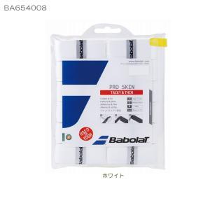 バボラ(BABOLAT) グリップテープ プロスキン 12本入り PRO SKIN×12 BA654008 double-knot