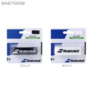 バボラ(BABOLAT) エクセルジェルグリップ BA670058 グリップレザー リプレイスメントグリップ|double-knot