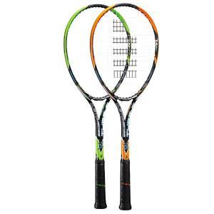 ゴーセン カスタムエッジ タイプS GOSEN-SRCETS 後衛向き|軟式テニスラケット|ソフトテニスラケット|2014年3月発売|double-knot