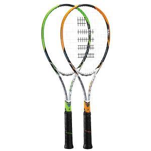 ゴーセン カスタムエッジ タイプV GOSEN-SRCETV 前衛向き|軟式テニスラケット|ソフトテニスラケット|2014年3月発売|double-knot