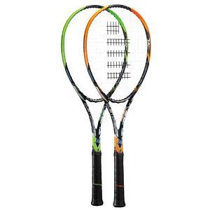 ゴーセン カスタムエッジ タイプX GOSEN-SRCETX オールラウンド|軟式テニスラケット|ソフトテニスラケット|2014年3月発売|double-knot