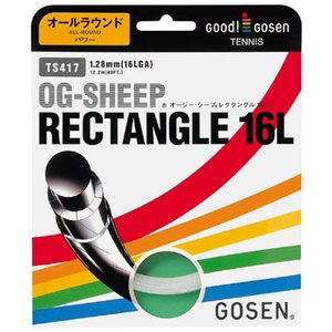 GOSEN  レクタングル16L (TS417)|double-knot