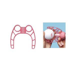 ケンコーエアゲージ66 TSAG 軟式テニス/ソフトテニス ボール アクセサリー ナガセケンコー(KENKO)  ボールの大きさ、硬さ調整 double-knot