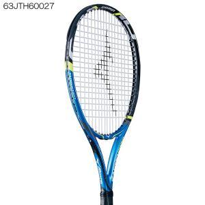 ミズノ/MIZUNO 63JTH60027 『Fエアロコンプ』 硬式テニスラケット 2016年モデル|double-knot