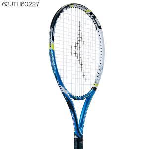 ミズノ/MIZUNO 63JTH60227 『Fエアロクウォーター』 硬式テニスラケット 2016年モデル|double-knot