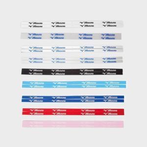 ミズノ(MIZUNO) エッジセーバー1本入り セパレートタイプ テニスラケットガードテープ double-knot