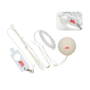 軟式テニス ストローク練習器:アカM E-58200 ソフト・軟式テニスボールアクセサリー double-knot