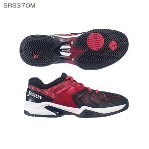 スリクソン テニスシューズ プロスパイダー アルファ グリップ2 SRS370MBR SRIXON オールコート 2017年10月発売|double-knot