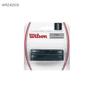 ウイルソン(WILSON) クッションエアー クラシックコンツアー WRZ4203 リプレイスメントグリップ|double-knot