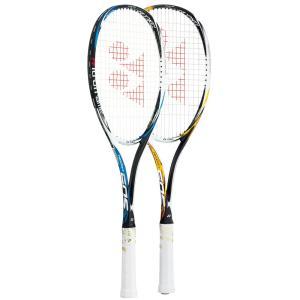 ヨネックス(YONEX) ネクシーガ50S NEXIGA50S 軟式テニスラケット/ソフトテニスラケット 後衛向き double-knot