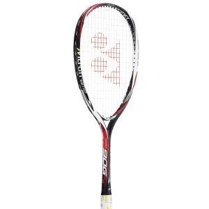 ヨネックス/YONEX ネクシーガ90G 364ジャパンレッド NXG90G ソフトテニスラケット 軟式テニスラケット 後衛向け 2017年6月末発売 double-knot