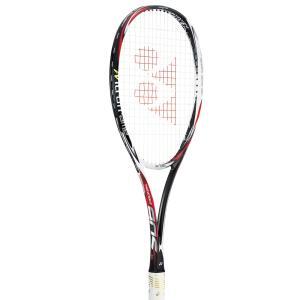ヨネックス/YONEX ネクシーガ90S 364ジャパンレッド NXG90S ソフトテニスラケット 軟式テニスラケット 後衛向け 2017年6月末発売 double-knot