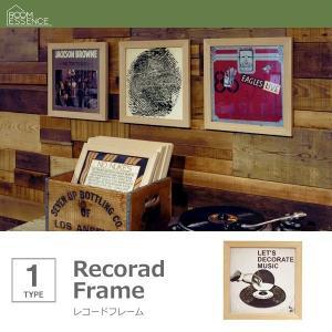 LPレコード 収納 壁掛け フレーム 収納ケース|double