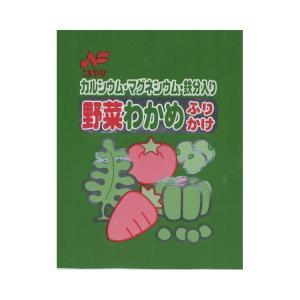 【介護】(18.2)給食用 野菜わかめふりかけ / 1222 2.5g×40食|doublecheck