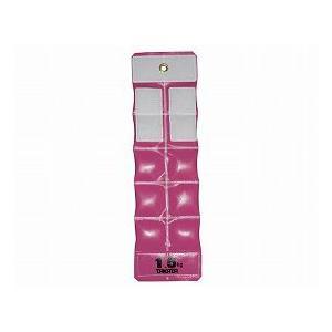 【介護】(18.2)カラー重錘バンド/ 1.5kg ピンク 12.8×45.5cm|doublecheck