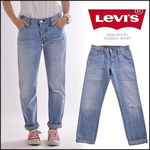 Levi's リーバイス デニム 通販 501 CT JEANS FOR WOMEN レディース デ...