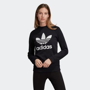 アディダスオリジナルス adidas originals 通販 TREFOIL CREW SWEAT...