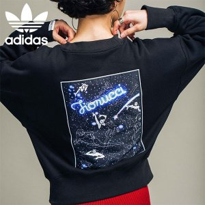 アディダスオリジナルス adidas originals SWEATSHIRT レディース トップス...
