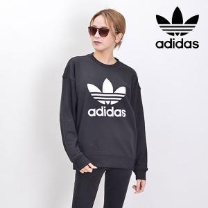アディダスオリジナルス adidas originals 通販 トレフォイルクルースウェット レディ...