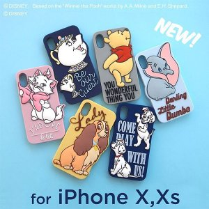 【X/XS対応】YOOY ヨーイ 通販 DISNEY SILICONE iPhone CASE iP...