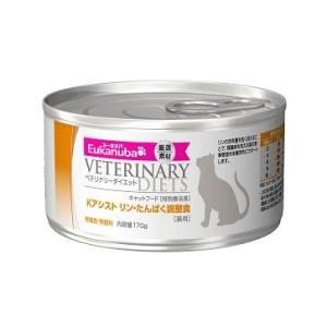 ユーカヌバ 猫用 Kアシスト(旧腎臓アシスト)170g×12缶×1ケース