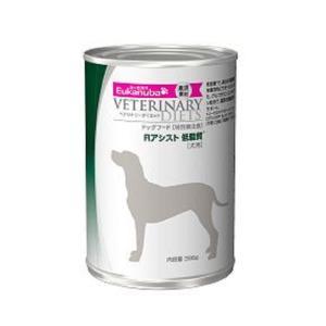 ユーカヌバ 犬用 Rアシスト 低脂肪 396g×12缶 (平日15時までなら当日発送)