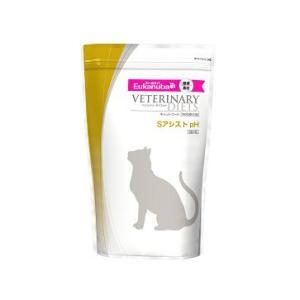 ユーカヌバ 猫用 Sアシスト ph 1.5kg×8個 アイムス 療法食 ドライ ペットフード キャットフード 旧 尿アシスト 低pH