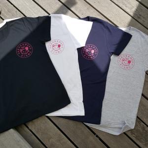 レディースTシャツ|doubutu-kikin