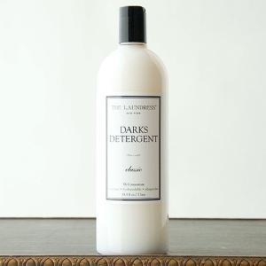 【メール便不可】再入荷THE LAUNDRESS〔ザ・ランドレス〕DARKD 1L濃い色の衣類用洗たく洗剤/ダークデタージェント Classic 1L douceharmonie-ndc