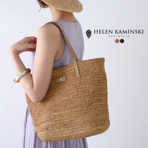 **再入荷Helen Kaminski〔ヘレンカミンスキー〕DAVOLETTASDAVOLETTA S/コットンインナーバッグラフィアトートバッグ|douceharmonie-ndc