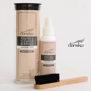 再入荷 dansko〔ダンスコ〕FOOTBED-CLEANERFootbed Cleaner & Brush/フットベッドクリーナー&ブラシ【P2】 douceharmonie-ndc