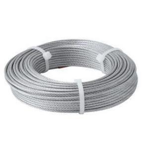 TSK ワイヤロープ6×24 O/O クロ A種 径9mm 長さ400m|dougu-ya|01