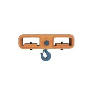 スーパー フオークリフト用吊フツクラッチ付 使用荷重1t|dougu-ya