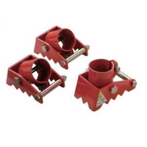 タコマン 3脚ベース φ48.6単管パイプ用 3個1組|dougu-ya