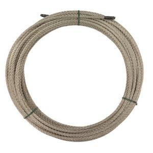 ステンレスワイヤロープ 7×19 径6mm 長さ30m|dougu-ya
