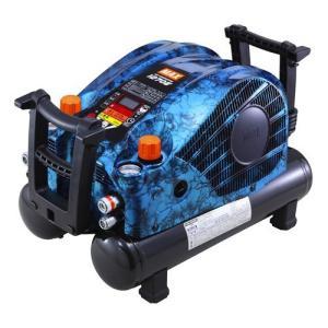 マックス 高圧エアコンプレッサ AK-HH1270E 【限定色】ガイアブルー【高圧専用】|dougu-yasukin