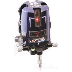 ムラテックKDS 高輝度レーザー墨出器 フルライン  ATL-85RSA(受光器・三脚付)|dougudou