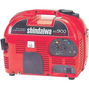 新ダイワ(やまびこ) 発電機EG900-A(50Hz)発電機|dougudou