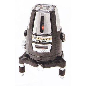 シンワ測定レーザー墨出し器 レーザーロボ NEO21  BRIGHT本体のみ