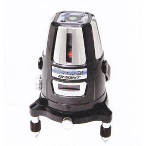 シンワ測定レーザー墨出し器 レーザーロボ NEO31 BRIGHT、レビューを書くとEV三脚サービス|dougudou