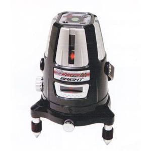 シンワ測定レーザー墨出し器レーザーロボ NEO41 BRIGHT、レビューを書くと定価5,250円の...