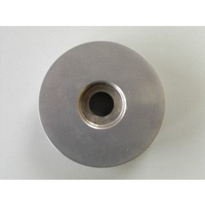 研磨機ダブルフェイスグラインダーE-5550用 ダイヤモンド替え砥石(アルミ製 B)訳あり特価/擦れ小キズ汚れありのため|dougumanzoku
