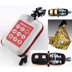 緊急時に エマージェンシーキット ミニラジオつき わけあり特価/一部汚れありなどのため|dougumanzoku