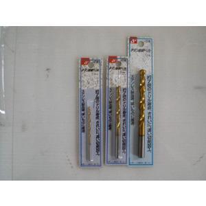 ドリル刃 チタン鉄工用HSS鋼 6.0mm (わけあり) ブリスターパック 1本|dougumanzoku