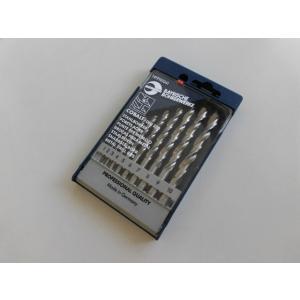 ドリル刃 HSSC鋼 10本セット ※ケースキズありのため特価|dougumanzoku
