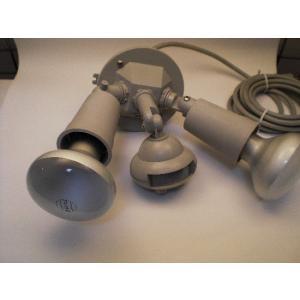 センサー2ライト 白熱球 防滴仕様 すぐ使える電球付き! わけあり特価:新品ですが廃番のため|dougumanzoku