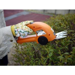 家庭用草刈りバリカン(充電式)ハンディータイプ&シャフトをつけて便利な2通り!アウトレット数量限定品|dougumanzoku