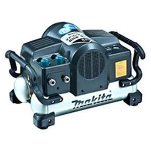 マキタ エアコンプレッサ(一般圧) タンク容量/11L AC220N 60Hz|douguya-dug