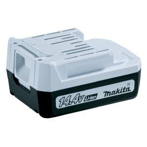 マキタ 14.4V ライトバッテリ(リチウムイオン)1.3Ah BL1413G (BL1411G後継モデル)在庫希少の為、後継機種BL1415G、出荷の場合あり|douguya-dug